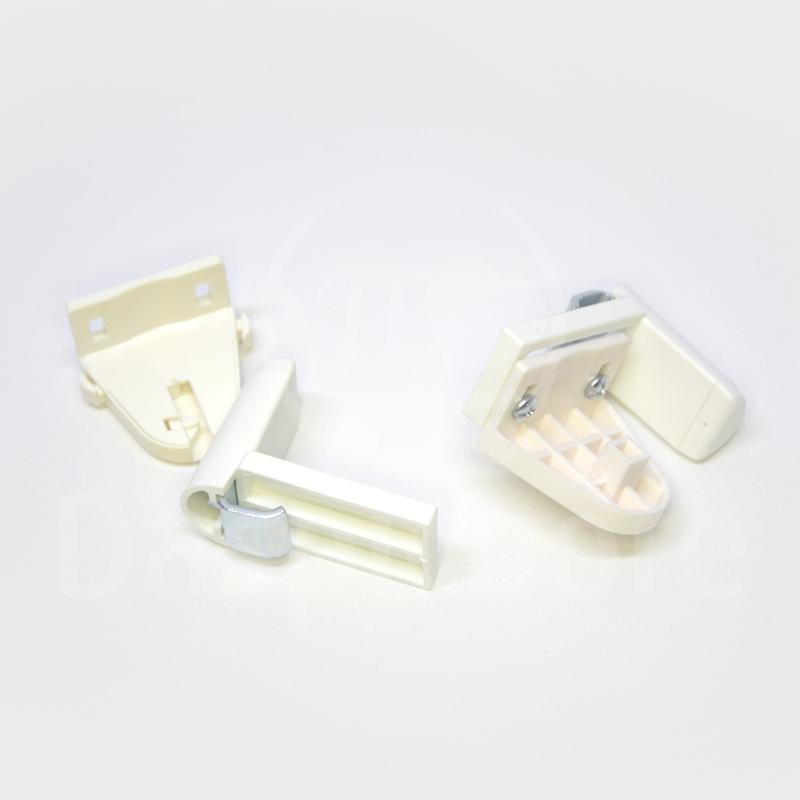 acople piezas sujeción estor sin taladrar ajuste regulable